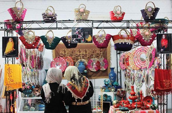 سه بازارچه دائمی صنایع دستی در استان وجود دارد