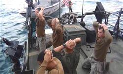 حال و هوای کاخ سفید هنگام دستگیری 10 نظامی آمریکایی در ایران