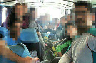 دستگیری ۱۵ زن و مرد در پارتی شبانه در گرگان