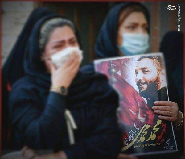 با وجود محمدیها و خلیلیها غیرت مرد ایرانی شکسته نمیشود