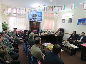 راه اندازی اولین دفتر زیارتی شهر نوکنده در غرب گلستان