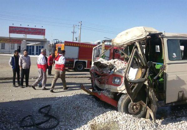 کاهش تلفات جاده ای در استان / 97 شکستگی و شکاف در استان ترمیم شدند