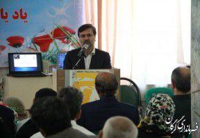 آزادگان سفیران و نمایندگان ملت ایران در کشور عراق بودند
