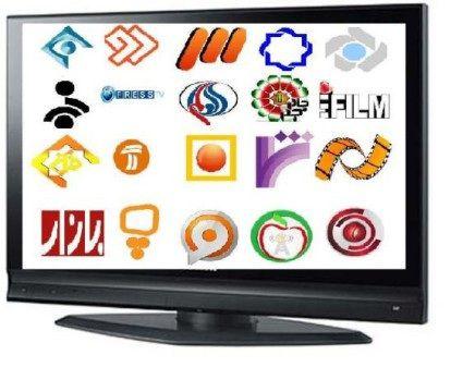 وضعیت شبکه های تلویزیونی در ایران