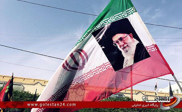 مردم و رهبری پرچم انقلاب را بالا نگه داشتند/ دربیانیه لوزان هیچ نفعی برای مرد ایران نیست