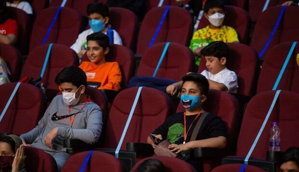 جشنواره فیلم کودک آغازی برای آشتی مخاطب با سینما