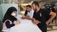 بیش از ۱۴۰ گلستانی به عنوان کادر درمانی در عراق فعالیت داشتند