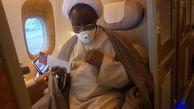 فیلم/ انتقال شیخ زکزاکی به سمت فرودگاه دهلی