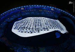 تصاویر/ افتتاحیه المپیک ریو 2016