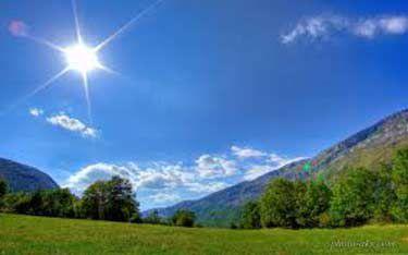 افزایش ۵ درجه ای دما در گلستان/ بارش باران از روز جمعه