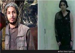 فرار تکفیریهای داعش با پوشش زنانه از تکریت + عکس+فیلم