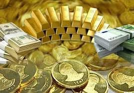 قیمت طلا، قیمت دلار، قیمت سکه و قیمت ارز امروز ۹۸/۱۱/۰۸
