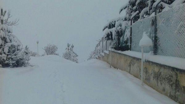 ادامه سرمای هوای استان تا یکشنبه / بارش برف در مناطق کوهستانی