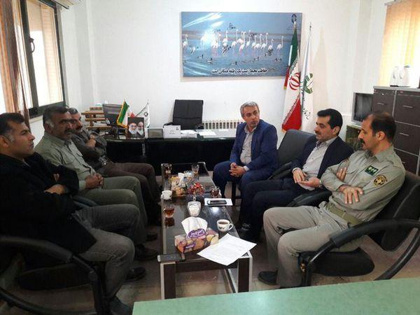 مرز مدیریتی منطقه خلیج گرگان تعیین شد