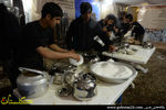 تصاویر ارسالی پیادهروی زائران اربعین حسینی اختصاصی گلستان 24
