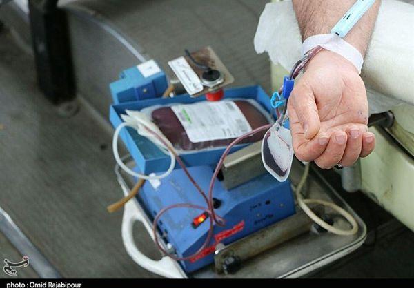 فعالیت پایگاههای انتقال خون گلستان در تعطیلات نوروز