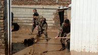 گزارش تصویری/کمک رسانی به سیل زدگان گنبدکاووس
