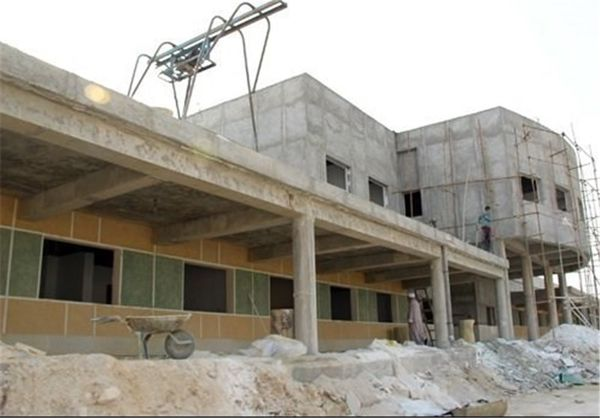 بیمارستان بندرگز در مرحله تست و تحویل