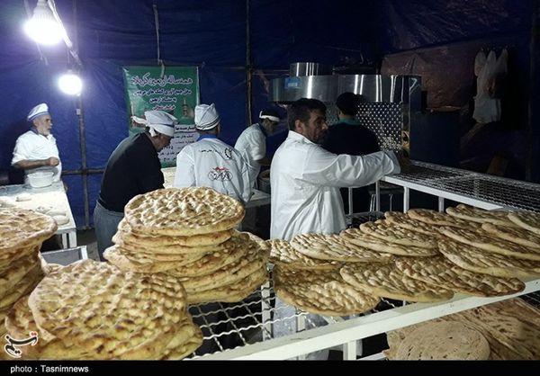 مشکلی در توزیع نان در استان گلستان وجود ندارد