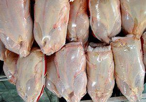 کاهش قیمت مرغ در استان