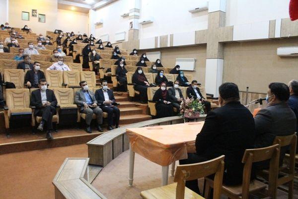 کارگاه توانمند سازی مدیران آموزش متوسطه و سرگروههای آموزشی در شهرستان کردکوی برگزارشد