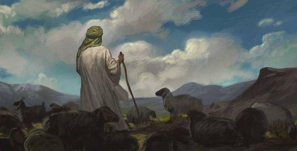 فیلم/  سکانس لحظه بعثت در فیلم «محمد رسول الله»