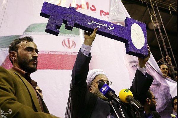 ایرانیها به آمارهای رشد اقتصادی رئیس جمهور تردید دارند