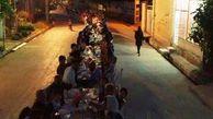 افطاری 3 هزار نفری در آستان مقدس امامزاده عبدالله (ع)
