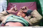 سند جنایت رژیم آل سعود در حمله متجاوزانه به یمن + تصاویر(۱۸+)