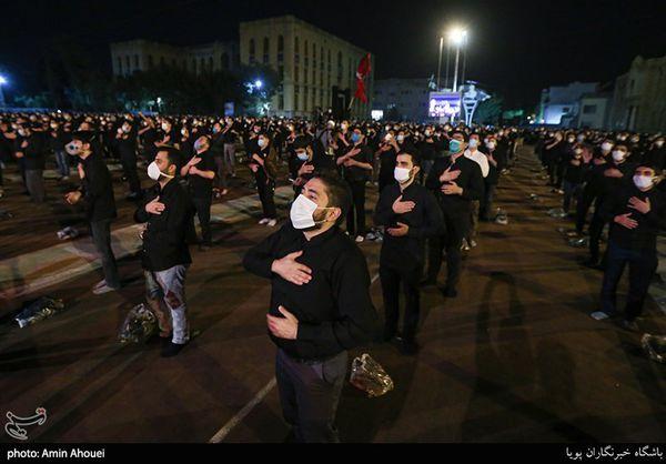۱۰۰۰۰ عدد ماسک بین هیئات مذهبی استان گلستان توزیع شد
