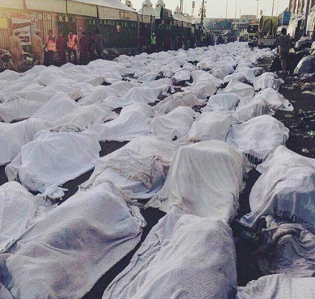 روایت شاهدان عینی از فاجعه منا