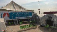 احداث ۷ موکب خدمات پزشکی رایگان توسط ستاد اجرایی فرمان امام
