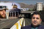 """زیرگذر میدان معلم به نام """"شهید حاجی حتم لو"""" نامگذاری شود"""