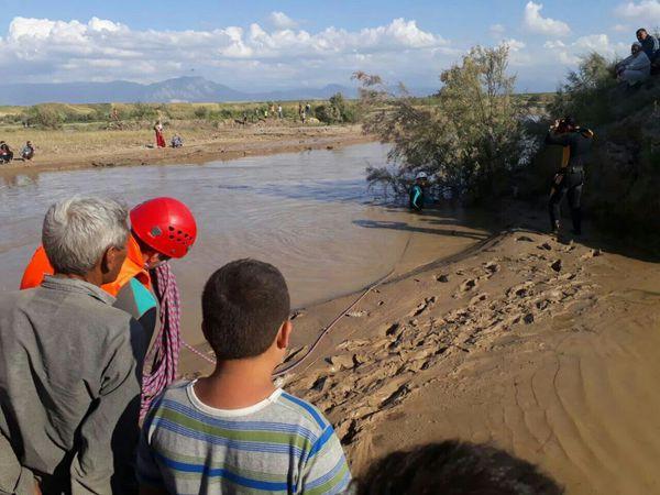 غرق یک جوان گنبدی در رودخانه شرق استان