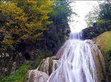 تصاویر/آبشار لوه، زیبا و رویایی