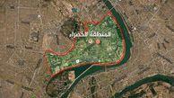 انفجار بمب در مسیر کاروان نظامیان آمریکایی در بغداد +فیلم