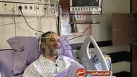 عکس/ حجتالاسلام پناهیان در بیمارستان