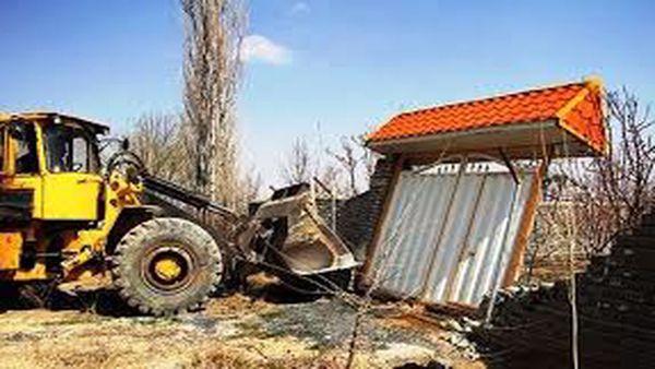 پس گرفتن بیش از ۳۳ هکتار اراضی دولتی گلستان از زمین خواران