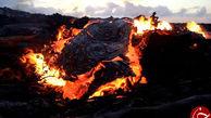 فعال ترین آتشفشان روی کره زمین را ببینید+تصاویر