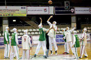 حمایت مالی شهرداری گرگان از بسکتبال بانوان عملیاتی نشد