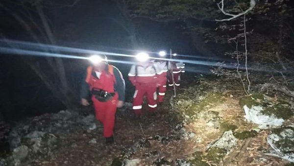 نجات ۴ گردشگر گیرافتاده در ارتفاعات زیارت گرگان