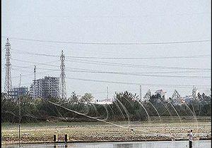 کشف و ضبط دامهای هوایی در سواحل بندر ترکمن