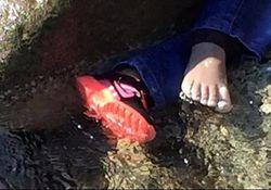 جسد کودک سوری در سواحل یونان پیدا شد +عکس