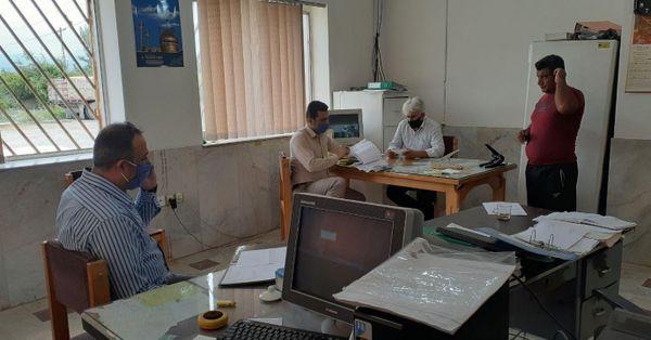 بازدید از کارگزاری های کود در شهرستانهای گرگان گلستان