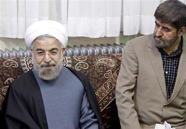 """""""روحانی"""" و """"مطهری"""" کاندیداهای جبهه مستقلین و اعتدالگرایان در انتخابات"""