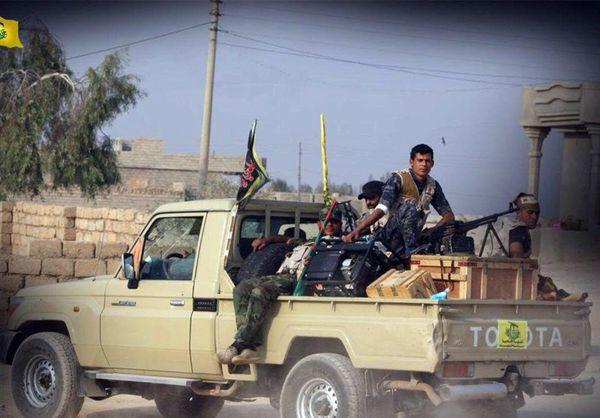 آزادی ۹ روستا در محور «القیاره» و کشتهشدن ۲۹۹ داعشی در ۱۲ ساعت گذشته + تصاویر