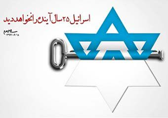 تصویر/ نصب ثانیهشمار نابودی اسرائیل در مشهد