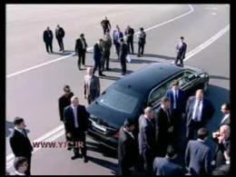خودروی شخصی پوتین