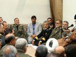 رهبر انقلاب: جلوههایی از شعار « ارتش فدای ملّت» را در مناطق سیلزده دیدیم