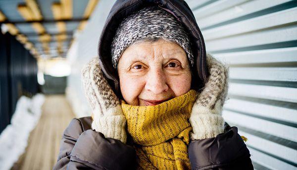 خطراتی که سلامت سالمندان را در فصول سرد سال تهدید می کند